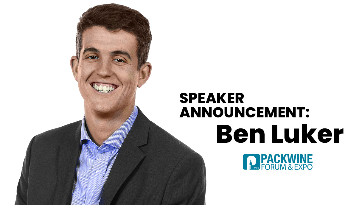 PACKWINE speaker to delve into the opportunities for alternative packaging formats